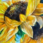 Two More Sunflowers