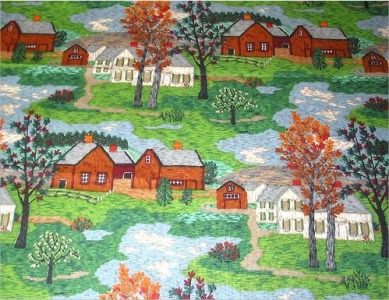 Beautiful World ©Grandma Moses