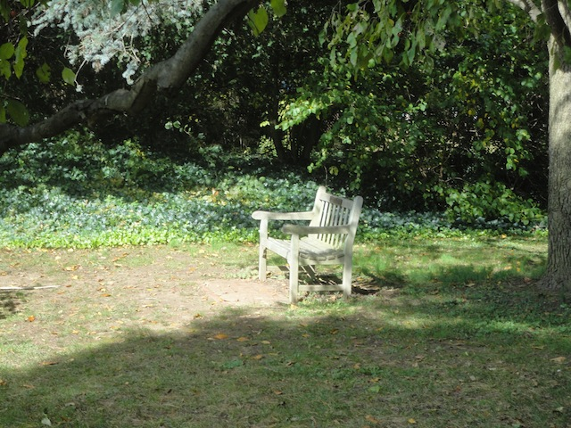 The Restful Spot ©2012 Dora Sislian Themelis