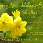 Spring Art Exhibition and Sale